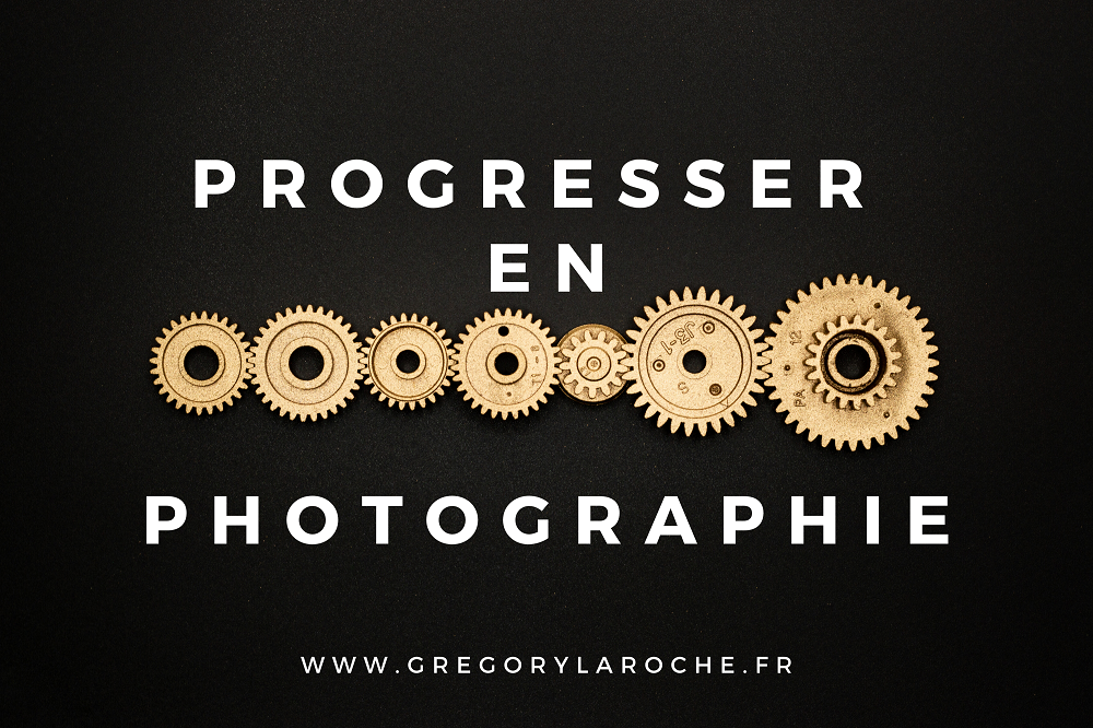 Progresser en photographie