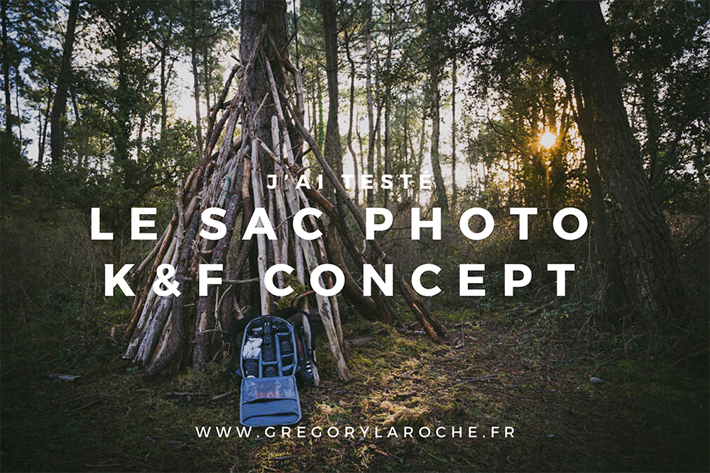 sac photo K&F Concept